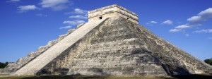 Piramidy Chichen Itza